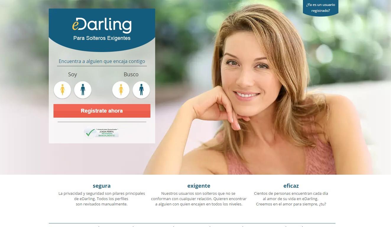 edarling - web para encontrar pareja